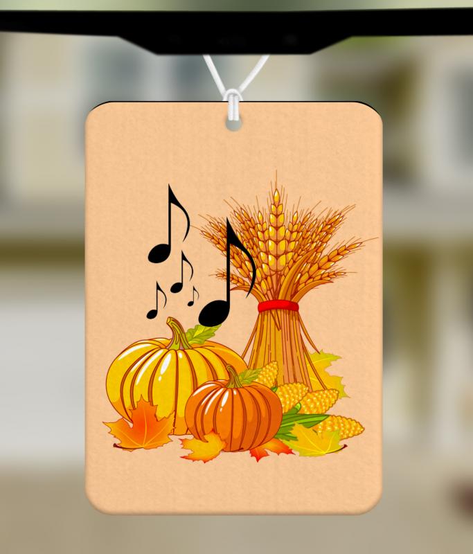 Fall Hay Pumpkins