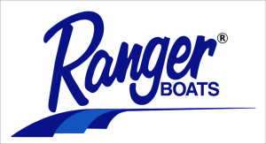 Ranger Boat Carpet/Window Decals